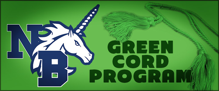 New Braunfels High School Green Cord Program